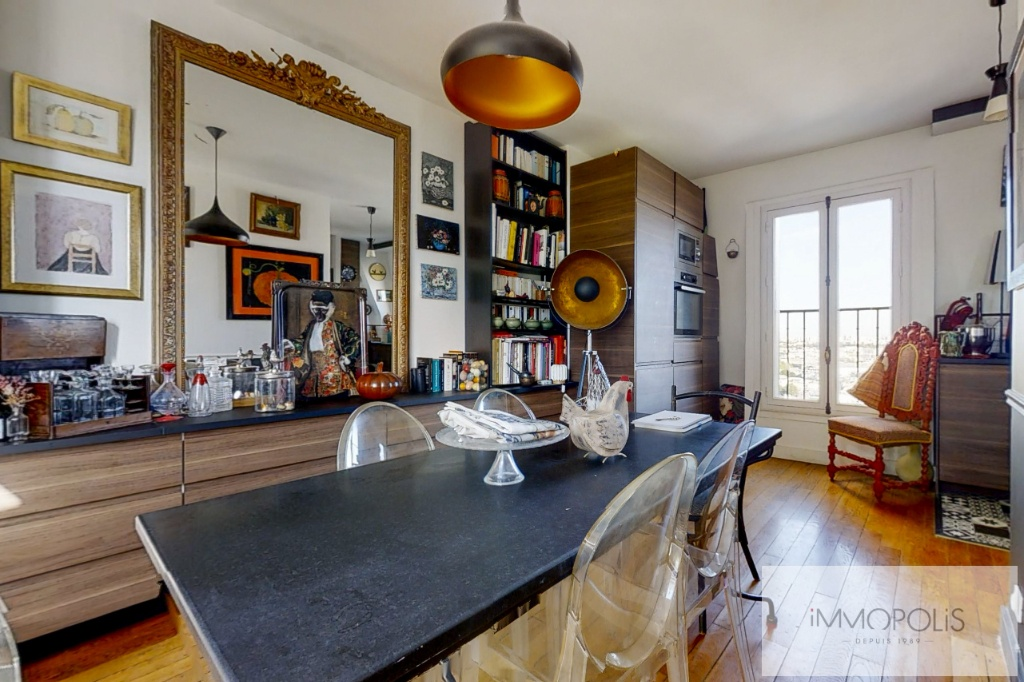 Exceptional apartment with breathtaking views of Paris and the Sacré-Coeur 3
