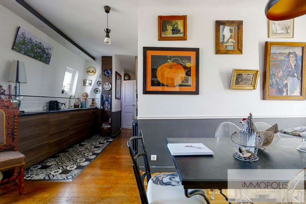 Exceptional apartment with breathtaking views of Paris and the Sacré-Coeur 4