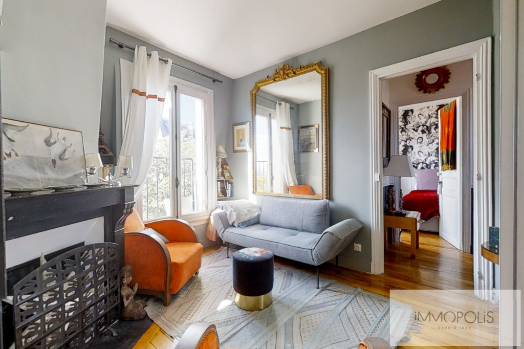 Exceptional apartment with breathtaking views of Paris and the Sacré-Coeur 7