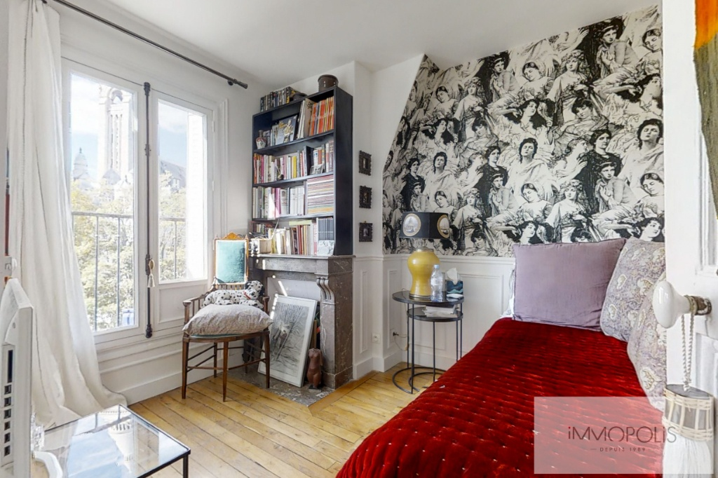 Exceptional apartment with breathtaking views of Paris and the Sacré-Coeur 8