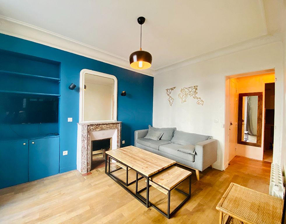 Appartement Paris 2 pièce(s) 30.69 m2 1