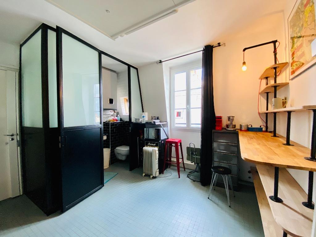 Appartement Paris 1 pièce(s) 18 m2 3