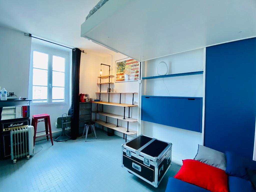Appartement Paris 1 pièce(s) 18 m2 4
