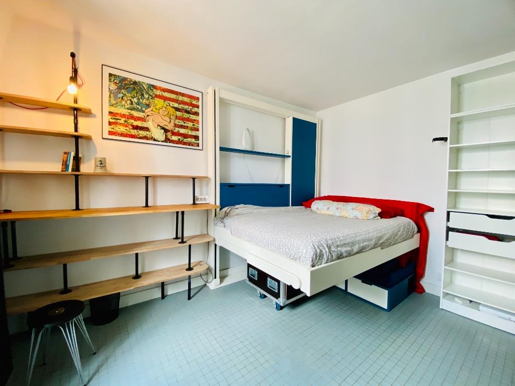 Appartement Paris 1 pièce(s) 18 m2 5