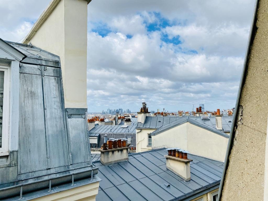Appartement Paris 1 pièce(s) 18 m2 9