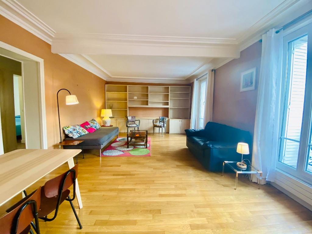 Rue Lamarck Paris 18 – 2 pièces meublé 53 m2 2