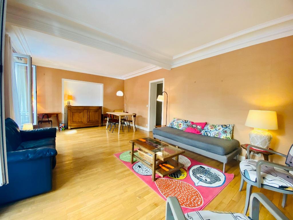 Rue Lamarck Paris 18 – 2 pièces meublé 53 m2 3