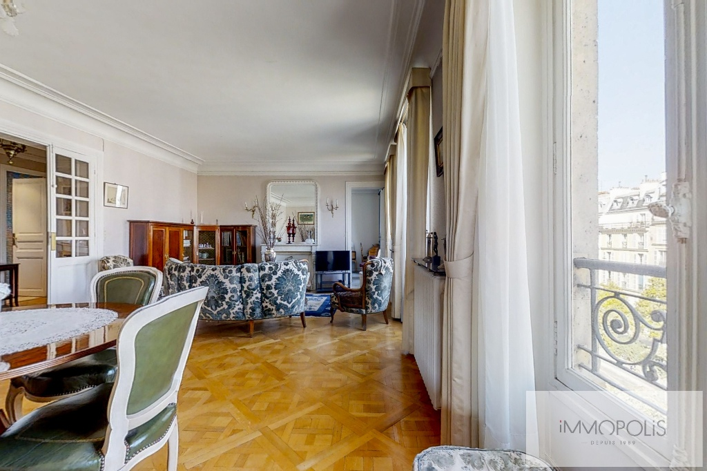 3/4 rooms of 87.06 m2 with open view – Place de la Nation 2