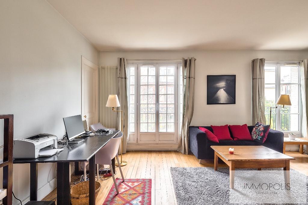 Appartement de charme rue Caulaincourt avec balcon filant et vue dégagée Sud-Est 3
