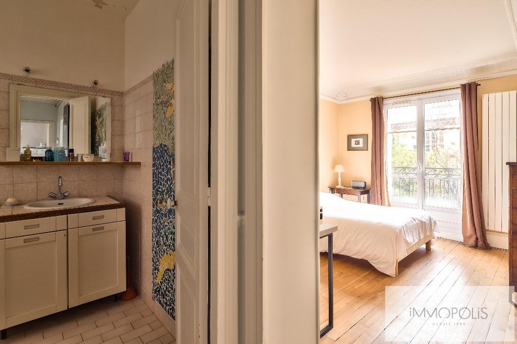 Appartement de charme rue Caulaincourt avec balcon filant et vue dégagée Sud-Est 8