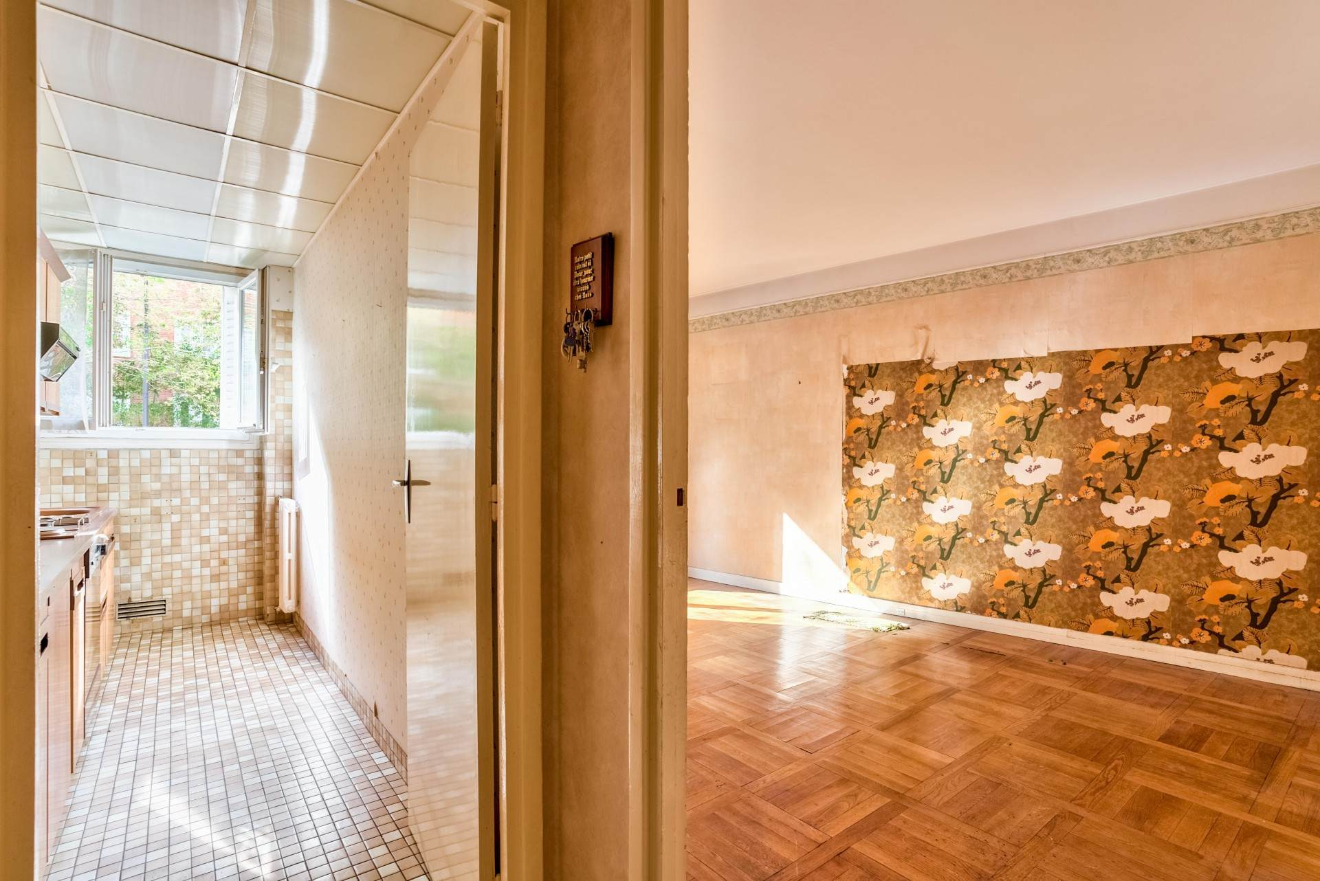 EXCLUSIVITÉ EPINETTES  – 45m² avec BALCON  PLEIN SUD + PARKING 5