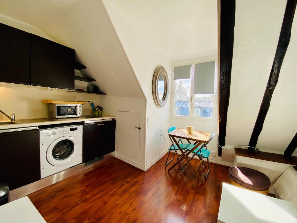 Appartement Paris 1 pièce 10.86 m2 3