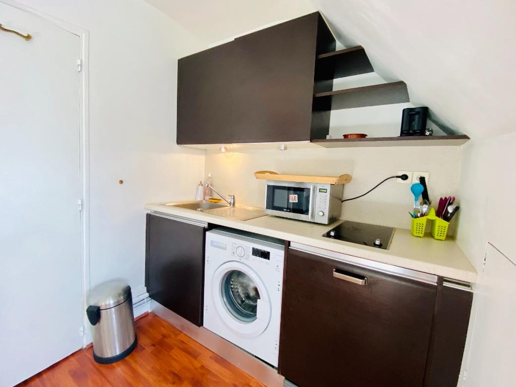 Appartement Paris 1 pièce 10.86 m2 4