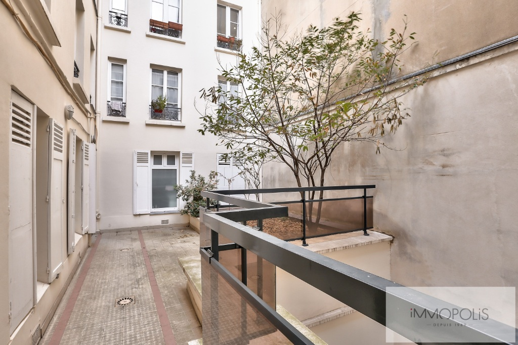 Rue Ravignan deux pièces de 32 m2 10