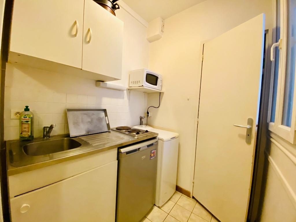 Apartment St Ouen 1 room (s) 18 m2 4