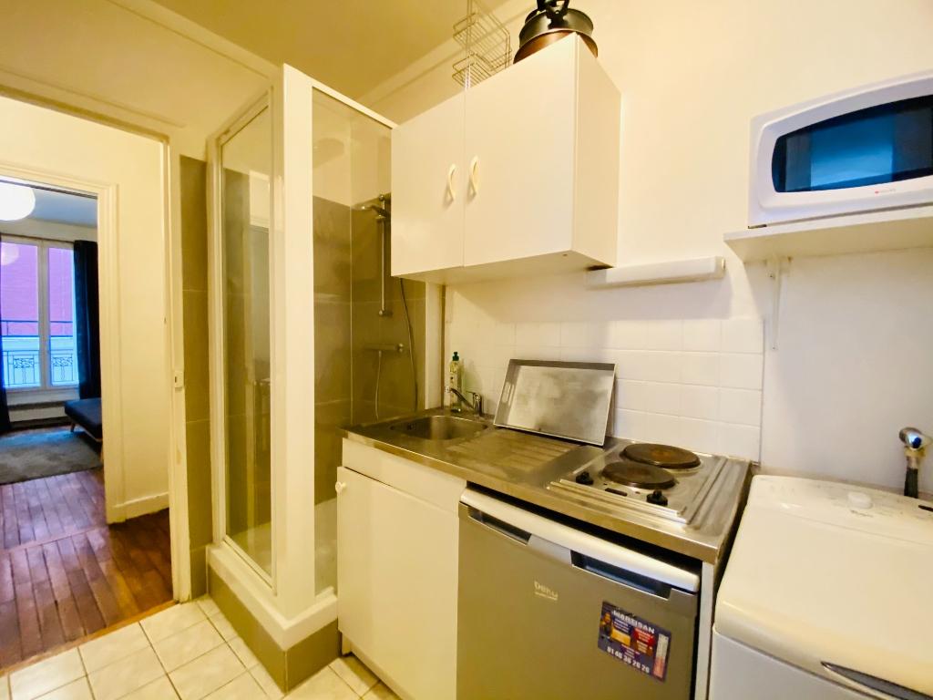 Apartment St Ouen 1 room (s) 18 m2 5