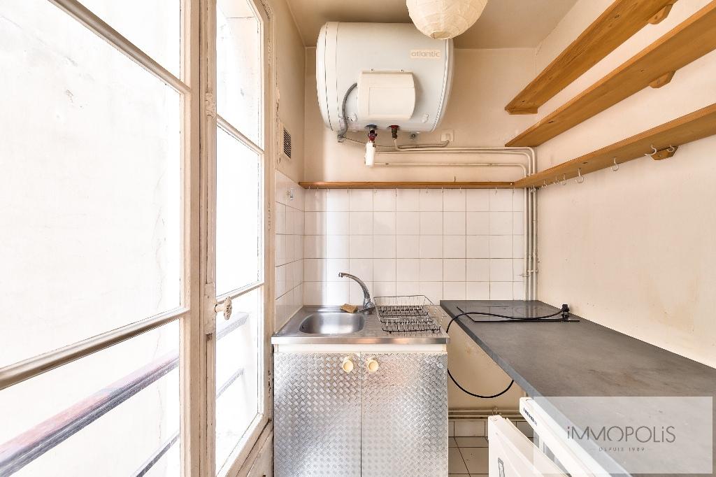 Appartement à rénover rue de Courcelles Paris XVII 6
