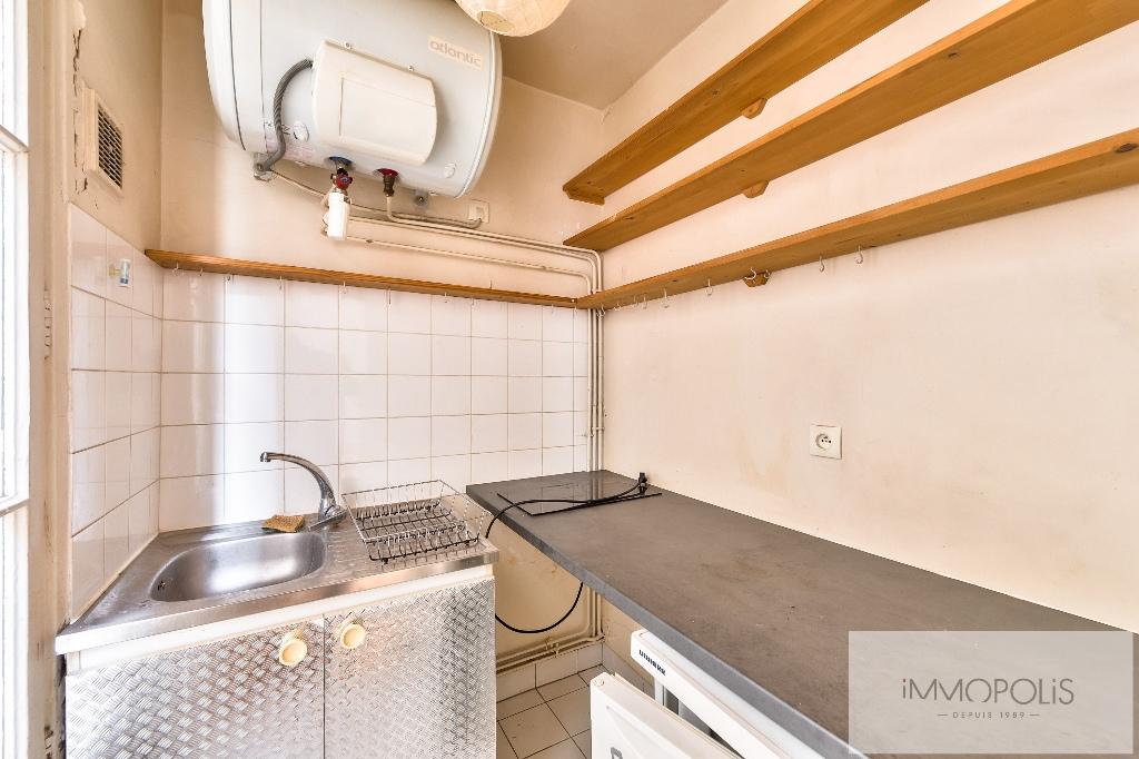 Appartement à rénover rue de Courcelles Paris XVII 7