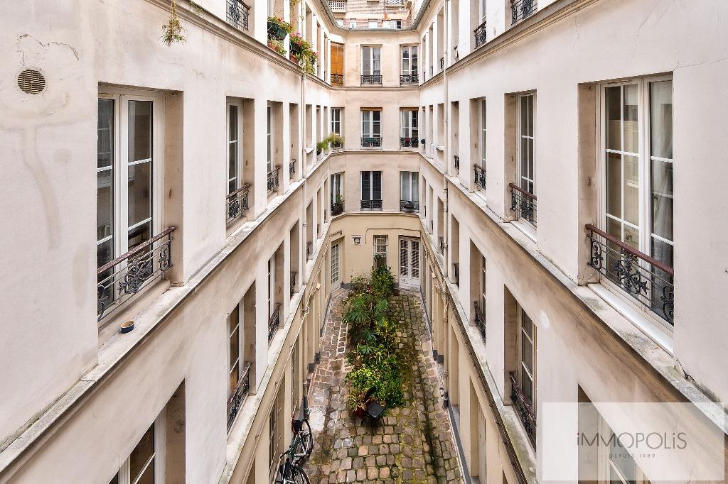 Appartement à rénover rue de Courcelles Paris XVII 9