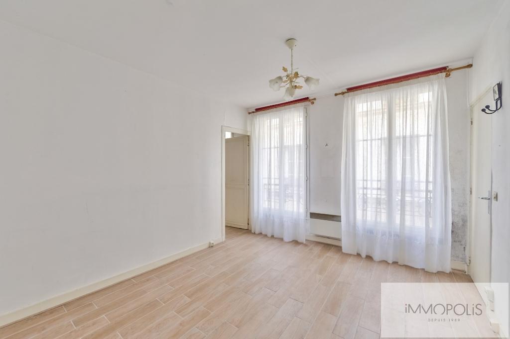 Appartement à rénover rue de Courcelles Paris XVII 2