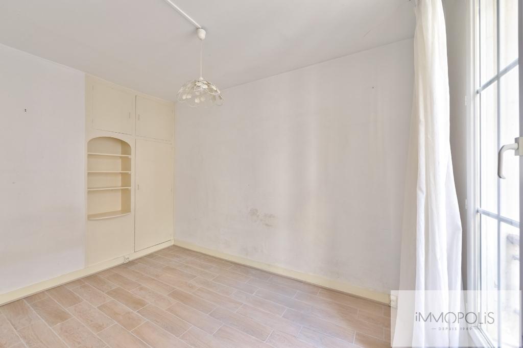 Appartement à rénover rue de Courcelles Paris XVII 4