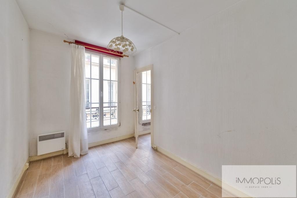 Appartement à rénover rue de Courcelles Paris XVII 5
