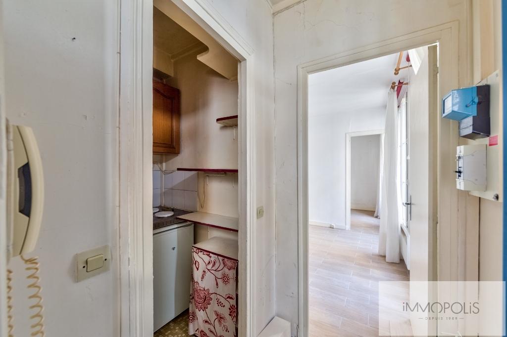 Appartement à rénover rue de Courcelles Paris XVII 8