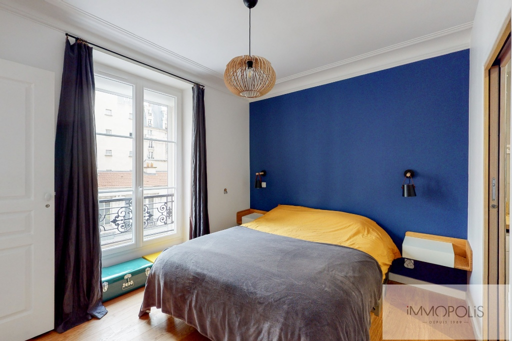 Marie du XVIIIème – 2 rooms – Refurbished 10