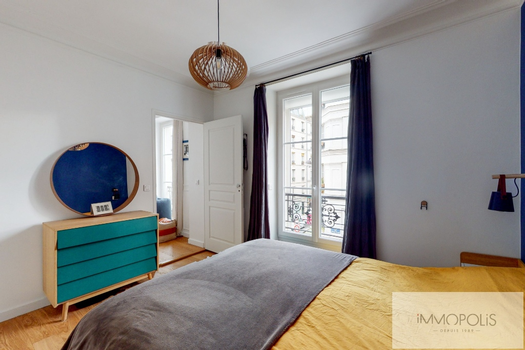 Marie du XVIIIème – 2 rooms – Refurbished 9