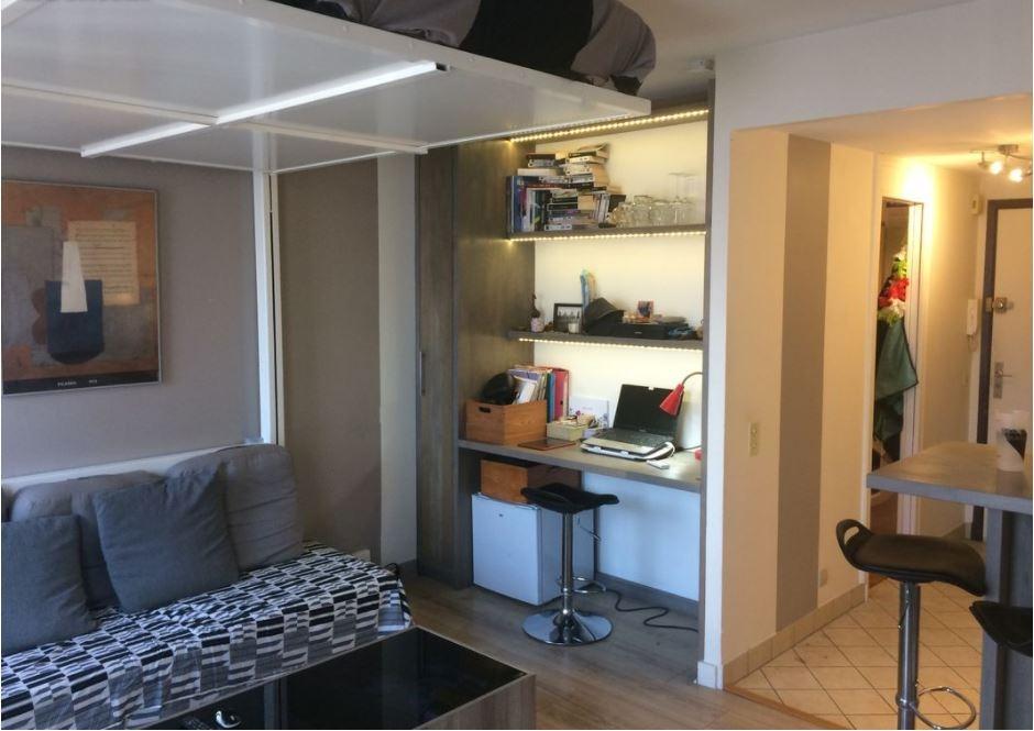 Studio – 23m² – Château Rouge 3