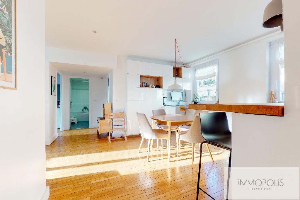 Charming apartment rue Montcalm – Paris XVIII 2