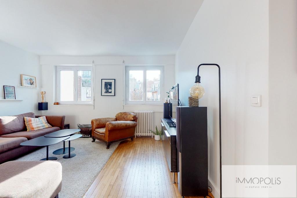 Charming apartment rue Montcalm – Paris XVIII 3