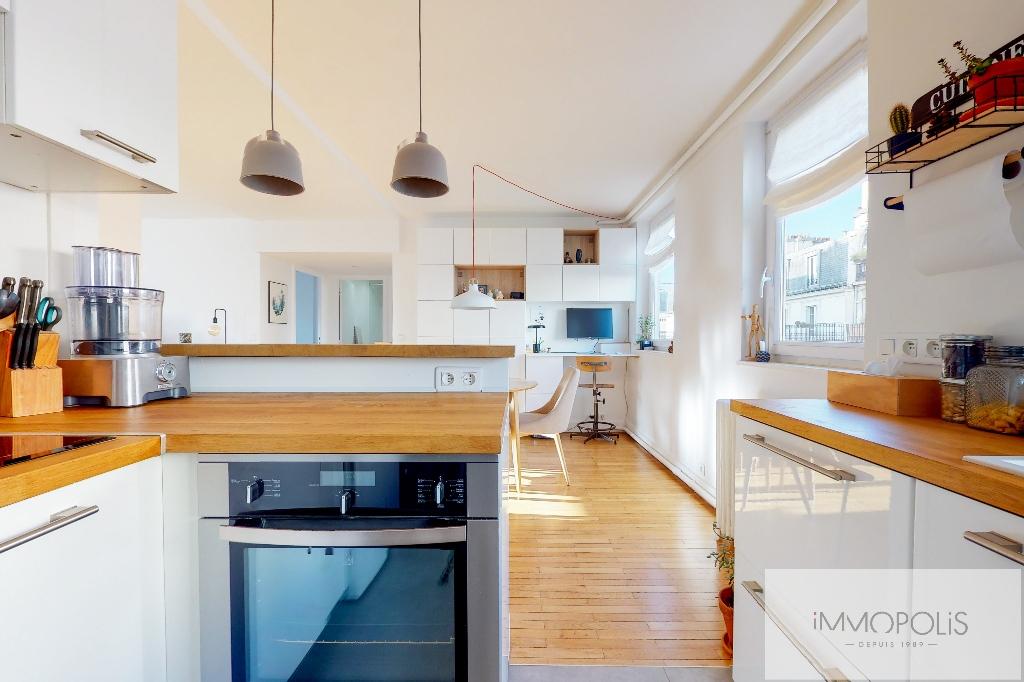 Charming apartment rue Montcalm – Paris XVIII 4