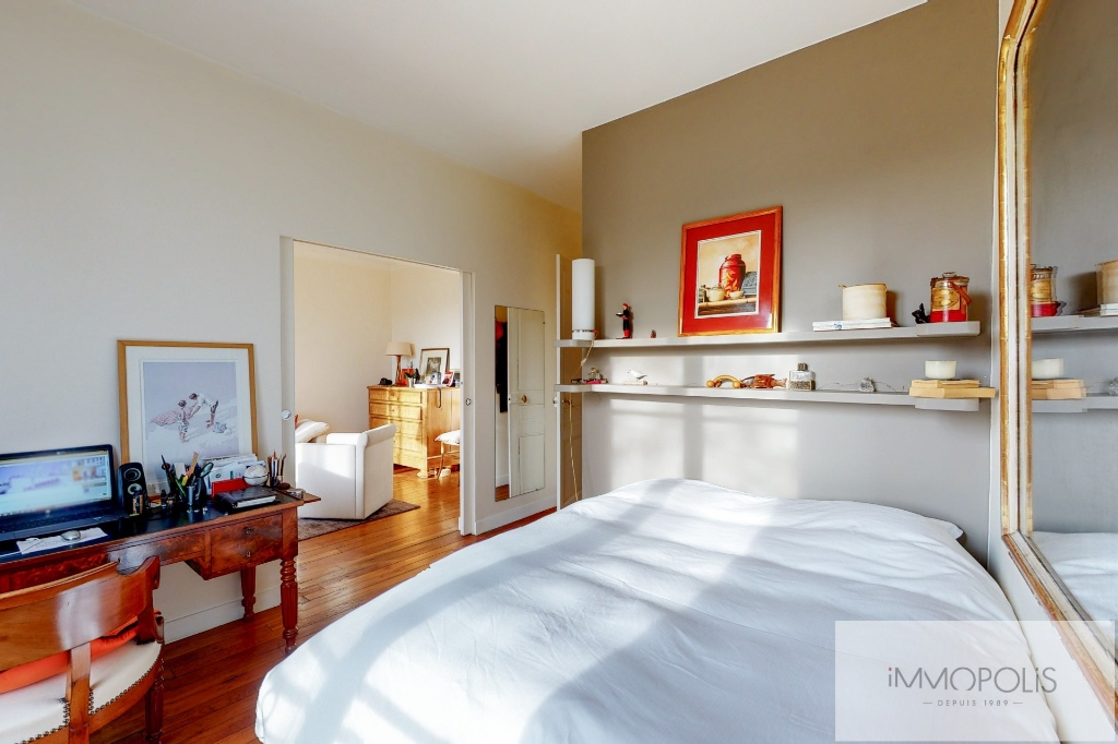 Charming apartment with balcony, butte Montmartre 5
