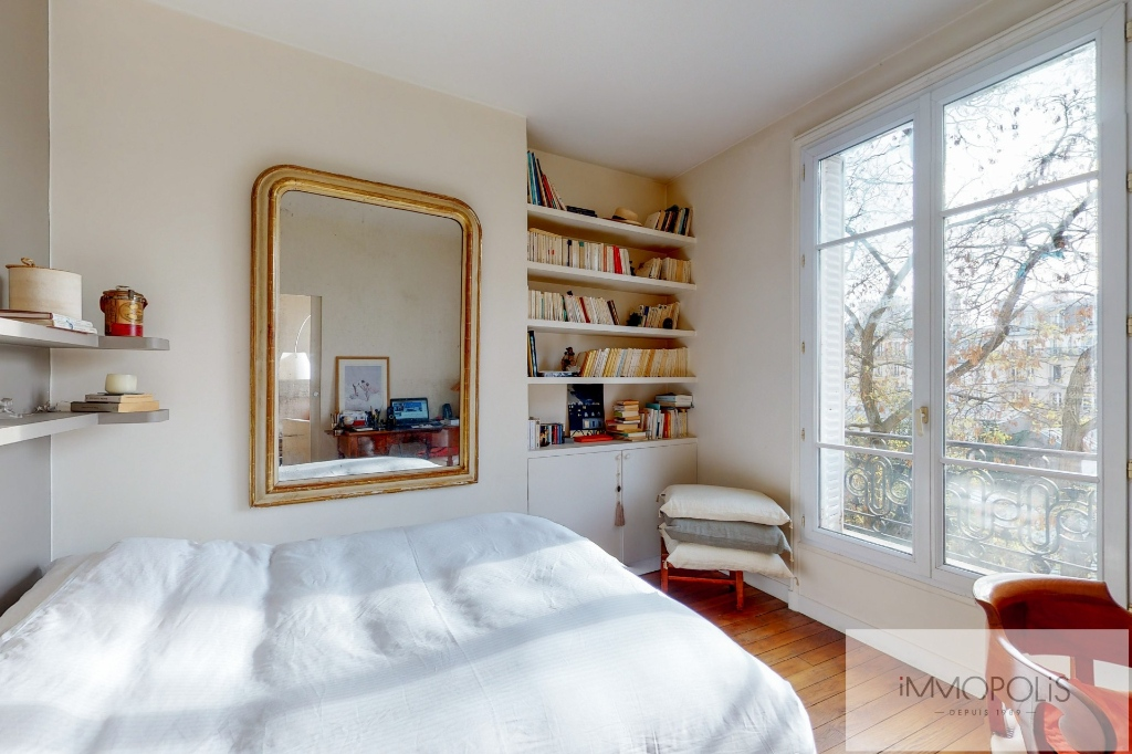 Charming apartment with balcony, butte Montmartre 6