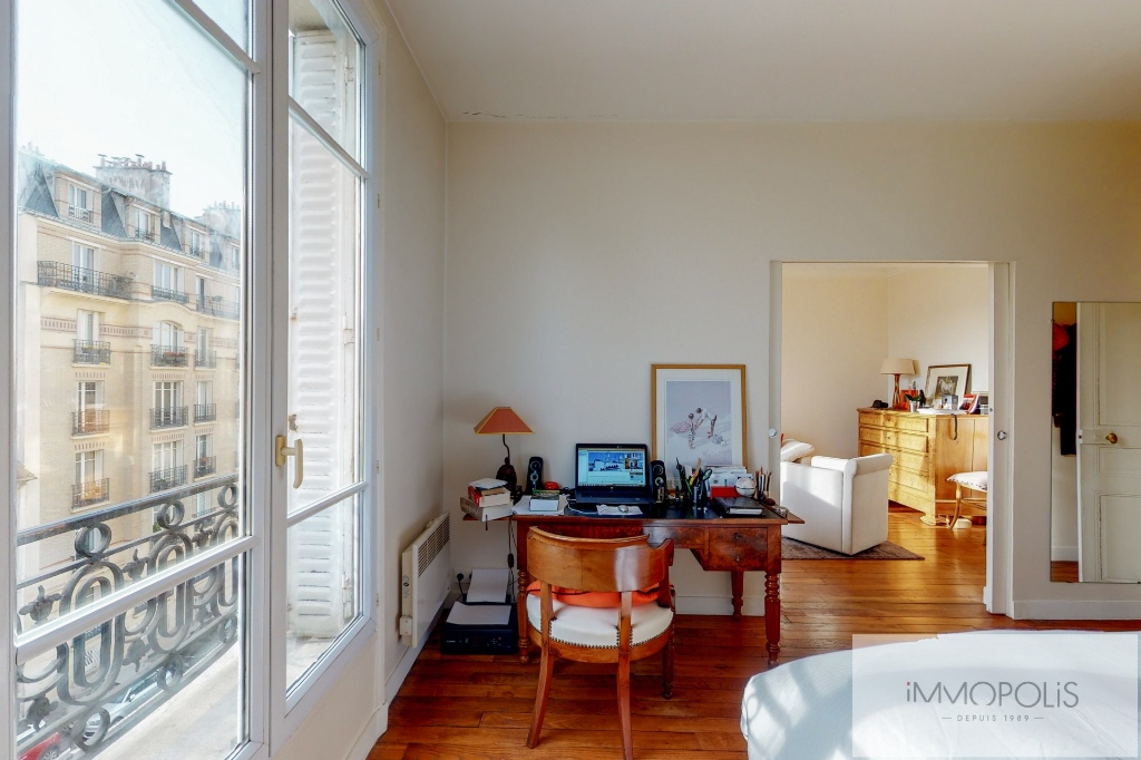 Charming apartment with balcony, butte Montmartre 7