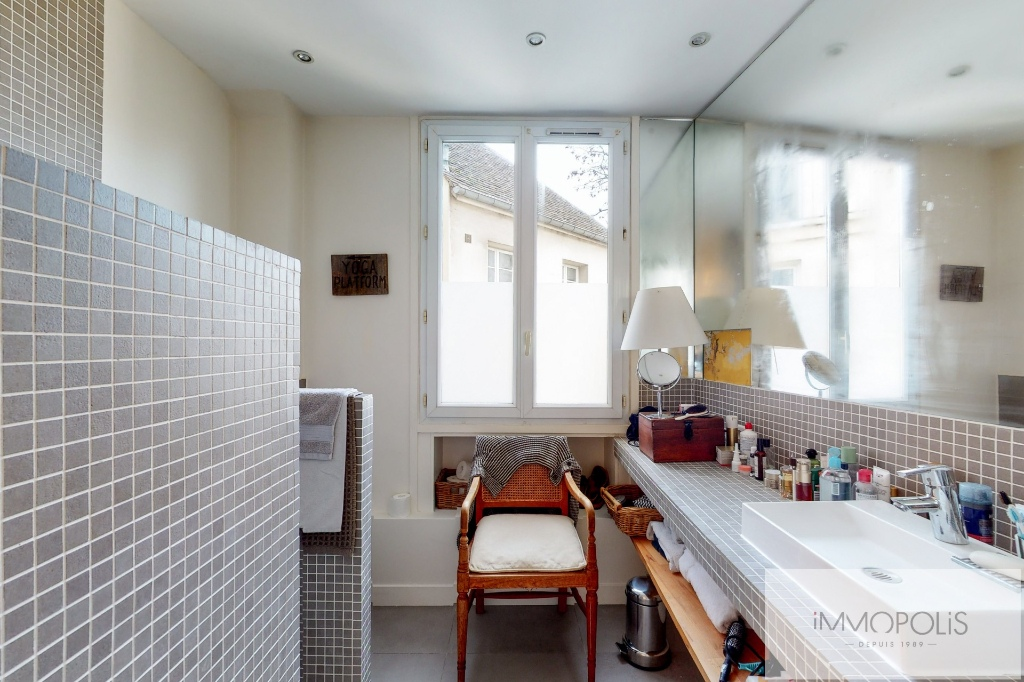 Charming apartment with balcony, butte Montmartre 9