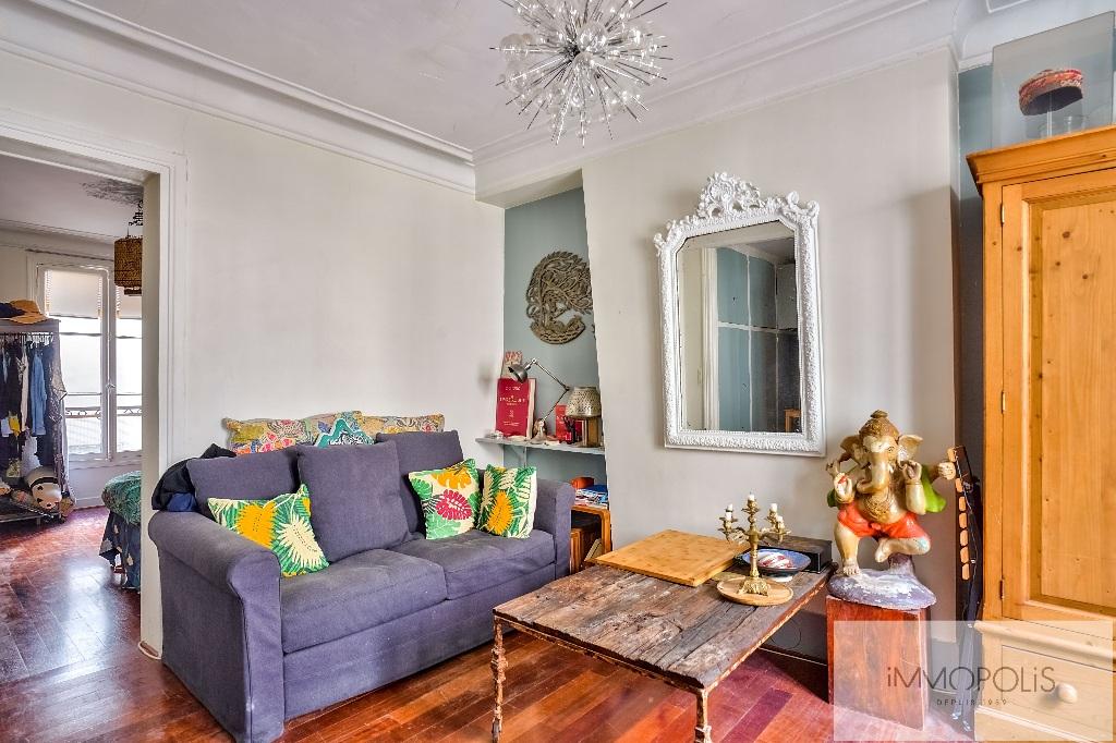 3 room apartment Rue Marcadet – PARIS XVIIIth 3