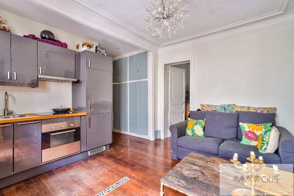 3 room apartment Rue Marcadet – PARIS XVIIIth 4