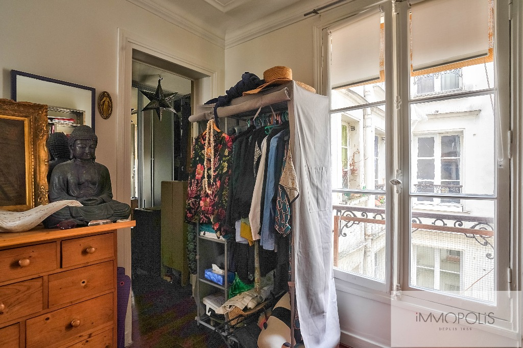 3 room apartment Rue Marcadet – PARIS XVIIIth 7