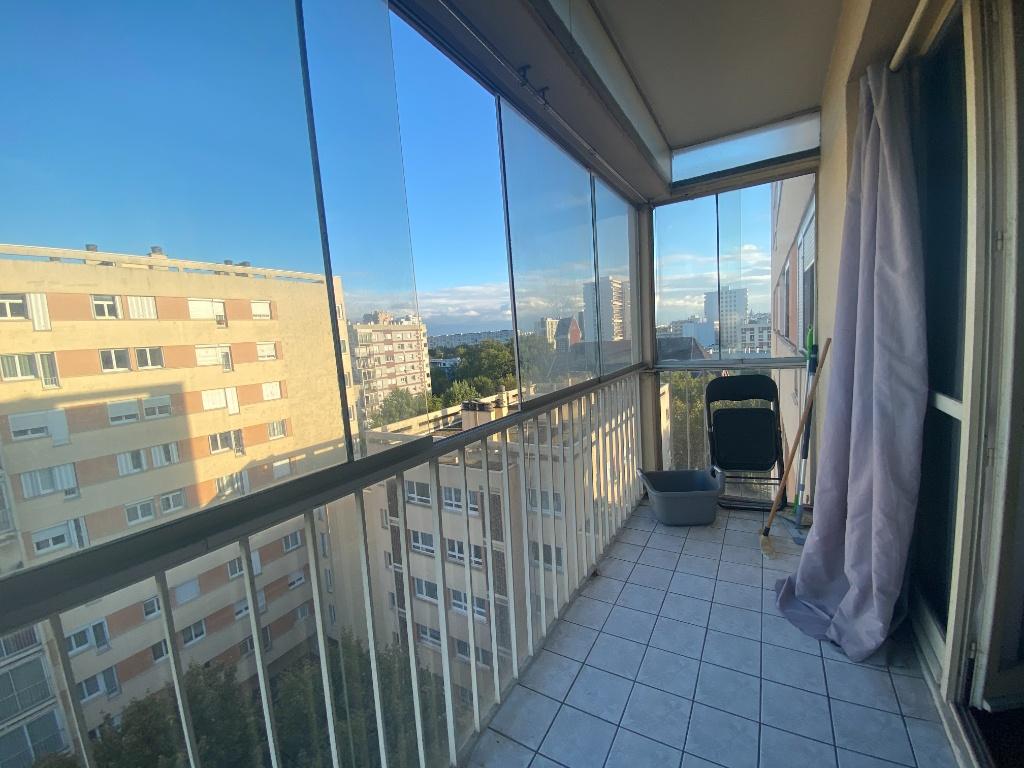 Appartement Villeneuve La Garenne 3 pièce(s) 55.47 m2 1