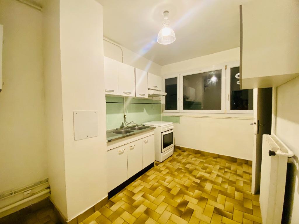 Apartment Villeneuve La Garenne 3 room (s) 55.47 m2 6