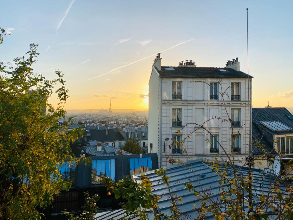 Paris apartment 3 room (s) 50.28 m2 1