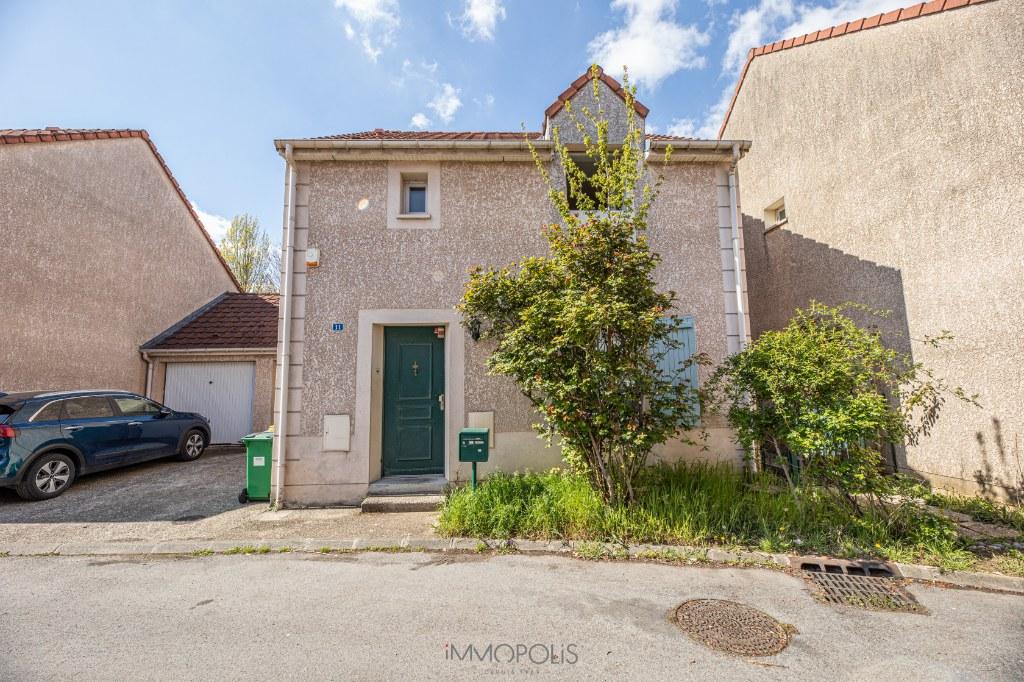 CANAL DE L'OURCQ – Les Pavillons-Sous-Bois – MAISON Individuelle de 88m² 3 Chambres avec Jardin 1