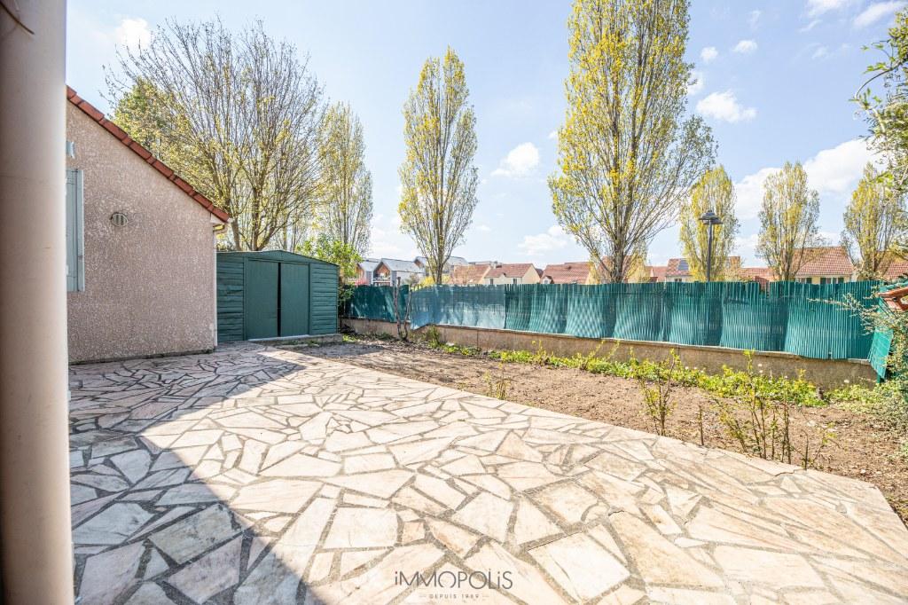 CANAL DE L'OURCQ – Les Pavillons-Sous-Bois – MAISON Individuelle de 88m² 3 Chambres avec Jardin 15