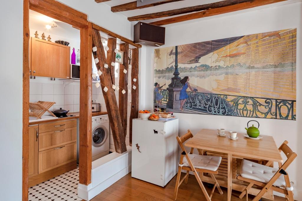 Charmant appartement en plein coeur des Abbesses 3