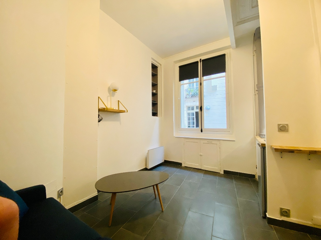Apartment Paris 1 room (s) 20 m2 3