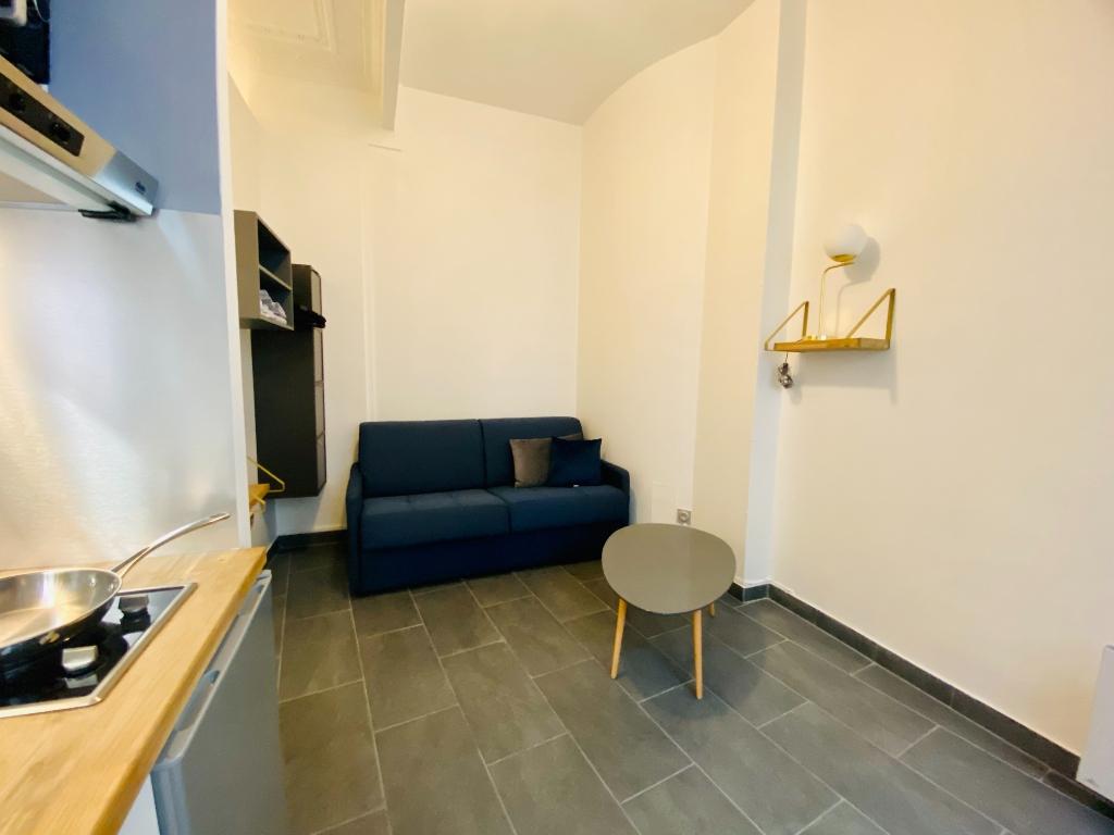 Apartment Paris 1 room (s) 20 m2 4