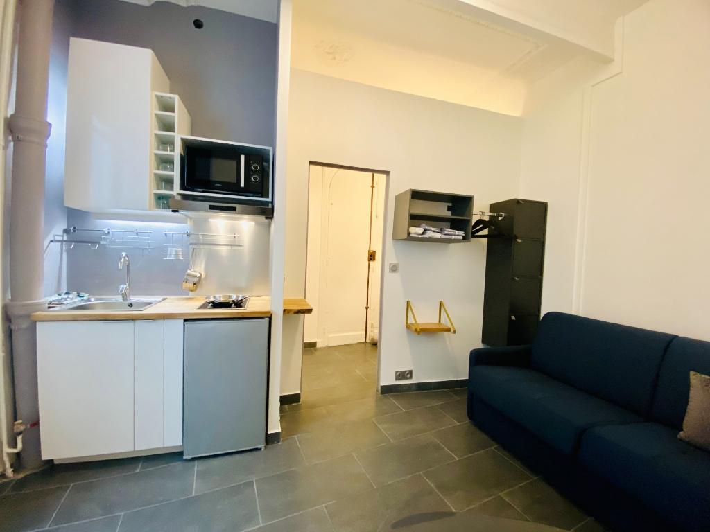 Apartment Paris 1 room (s) 20 m2 5