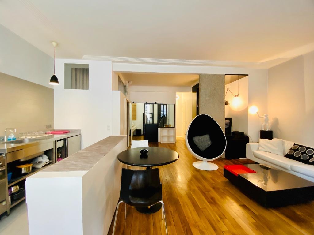 Appartement Paris 2 pièce(s) 53.41 m2 1